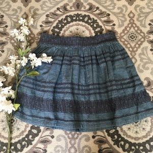 🆕🍃{America Eagle Outfitters}: Denim Skirt🍃